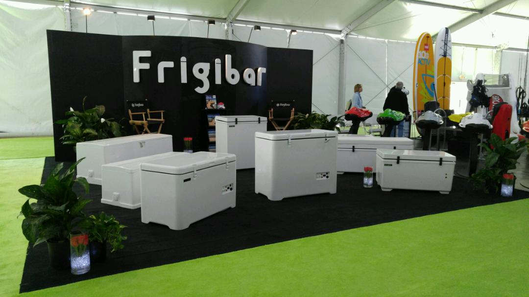 Frigibar at the Miami Boat Show