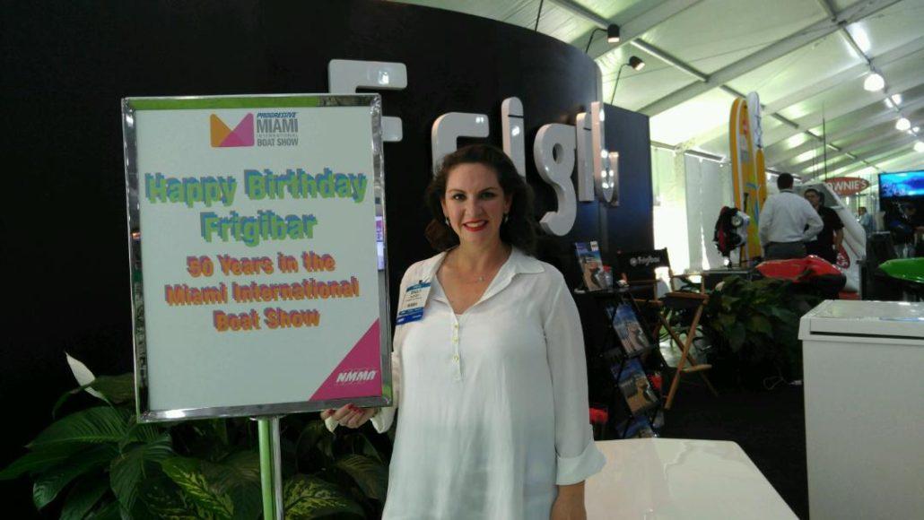 Frigibar at the 2016 MIBS